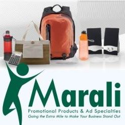 Marali Promotional Products Logo
