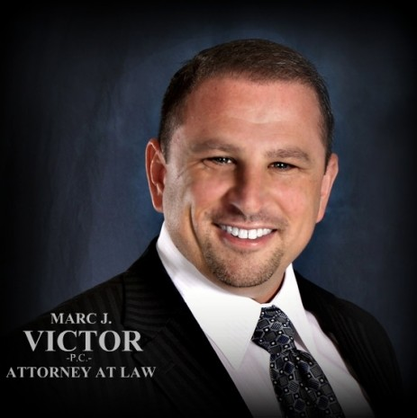 Attorney Marc J. Victor Logo