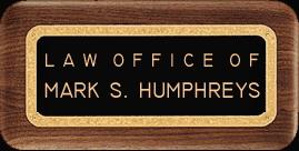 Law Office of Mark Humphreys Logo