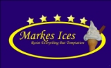 Markes Ice Cream Van Hire Logo