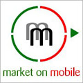 MarketOnMobile Logo