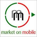 MarketOnMobile Logo