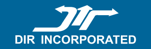 DIR Incorporated Logo