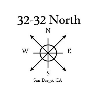 32-32 North Publishing Logo