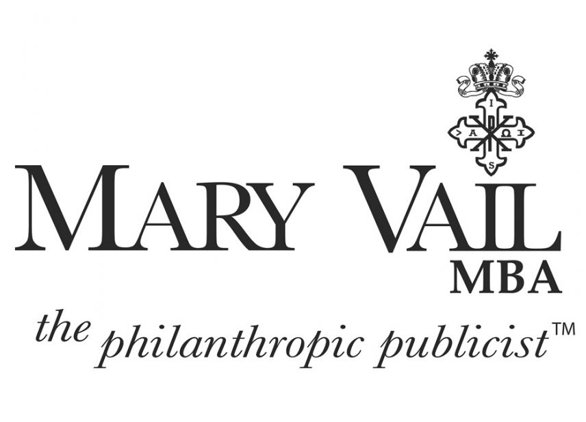 MaryVailPublicist Logo