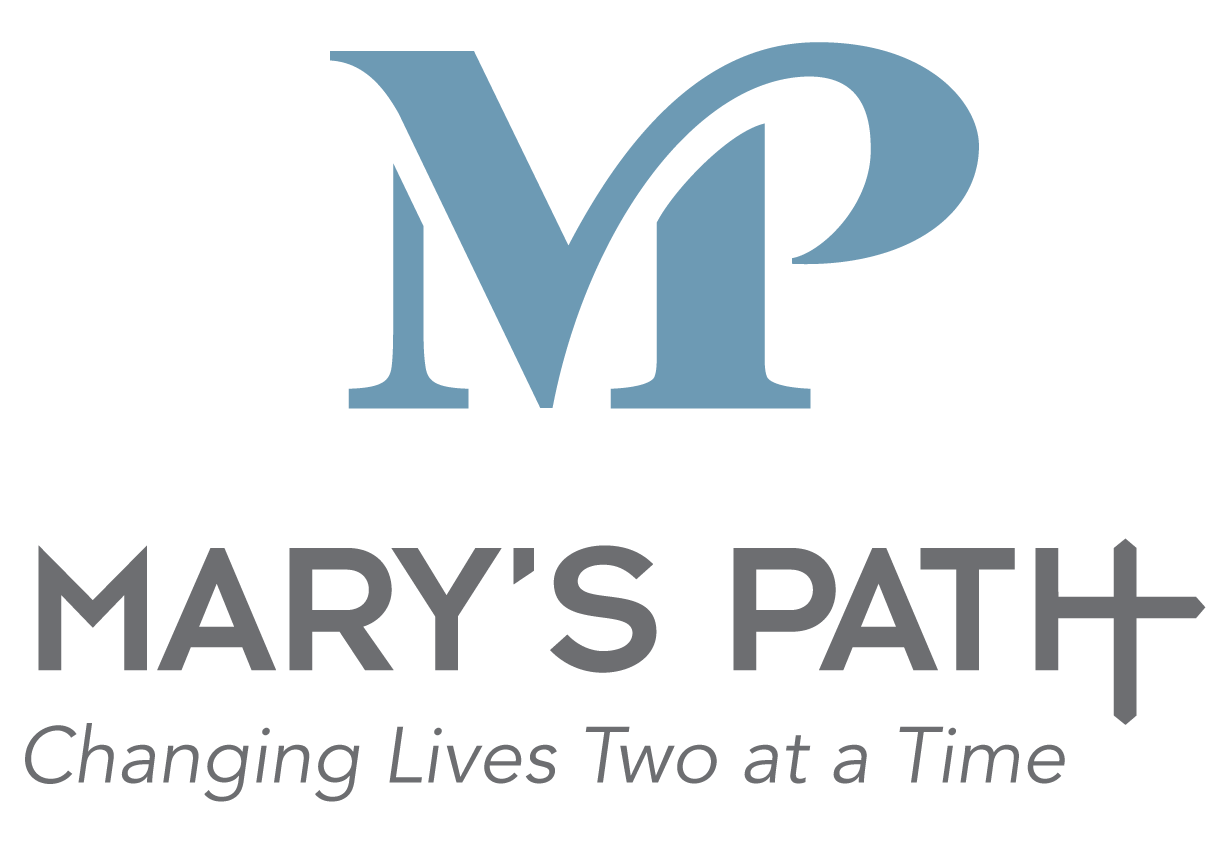 Mary's Path Logo