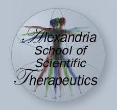 Alexandria School of Scientific Therapeutics Logo