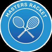 Masters Racket Logo