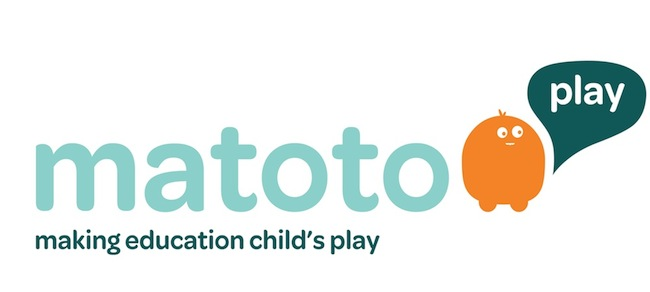 Matoto Play - Making Education Childs Play Logo