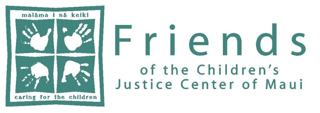 Friends of the Children's Justice Center of Maui Logo
