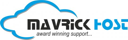 Mavrick Host Logo