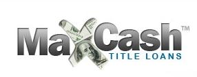 Max Cash Title Loans Logo
