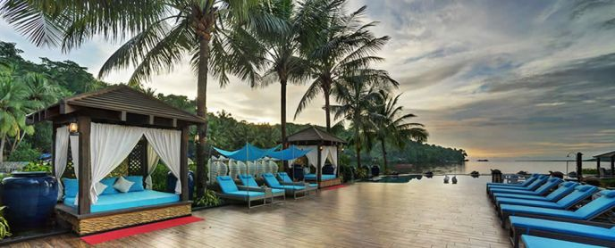 Excited 30 discount on goa monsoon packages by mayfair for Cheap spa resort packages
