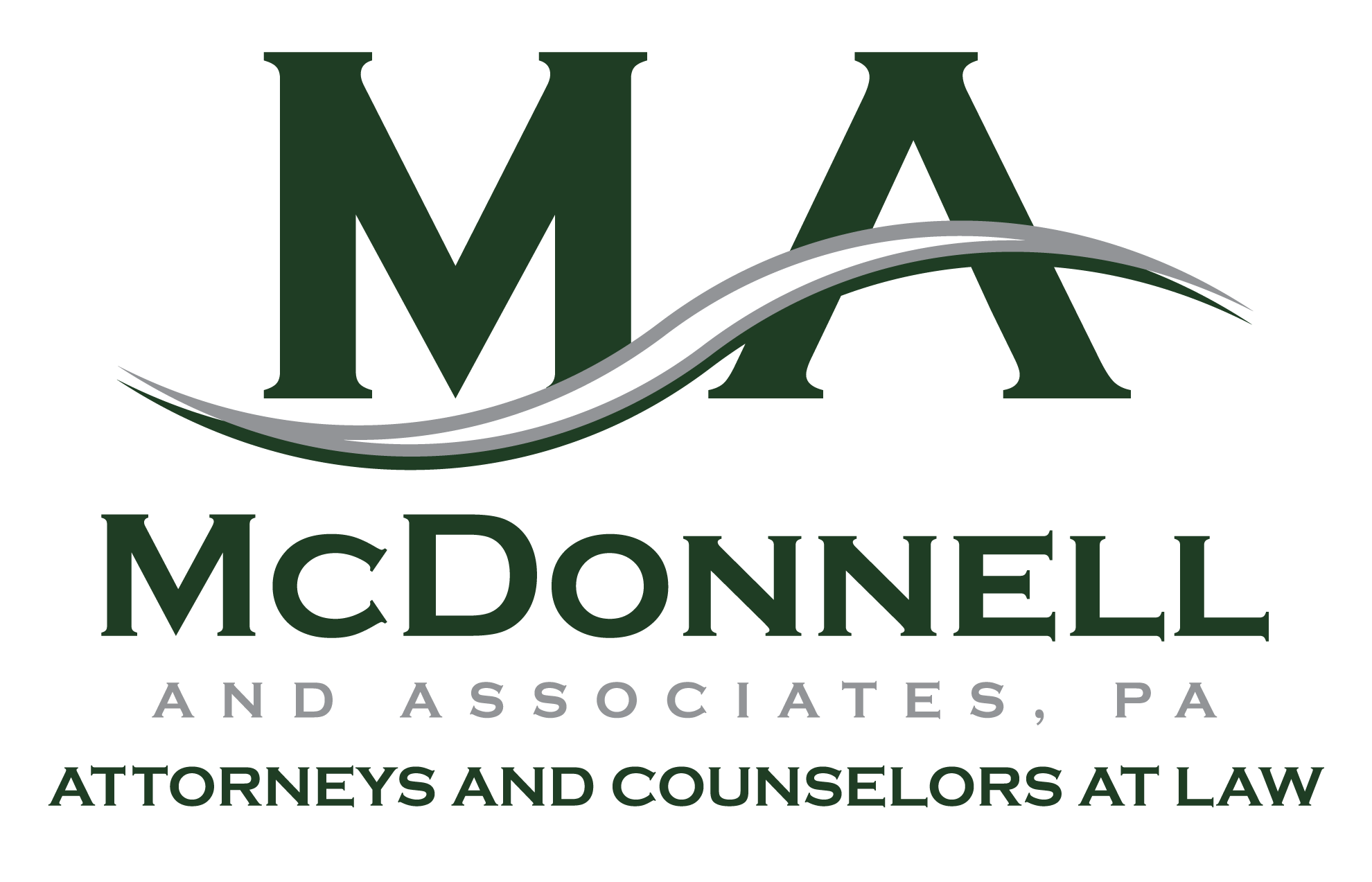 McDonnell and Associates, PA Logo