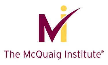 The McQuaig Institute Logo