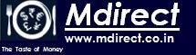 Mdirectindia Logo