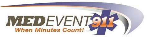 MedEvent911 On-site Medical Standby Services Logo