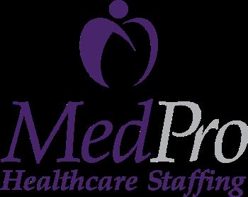 MedPro_Staffing Logo