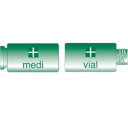 Medi-Vial Logo
