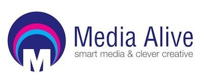 Media-Alive Logo