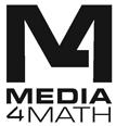 Media4Math Logo