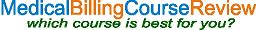MedicalBillingCourseReview.com Logo