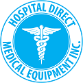 Hospital Direct Medical Equipment Inc. Logo