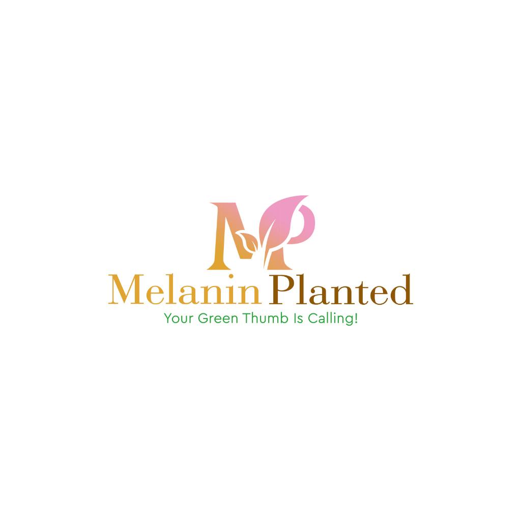 MelaninPlanted LLC Logo