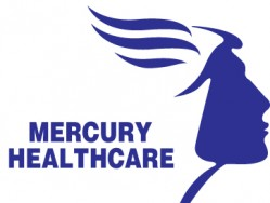 Mercury Healthcare Logo