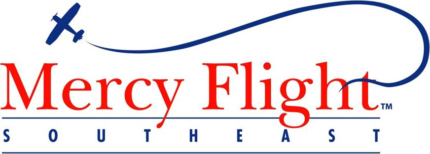 Mercy Flight Southeast Logo