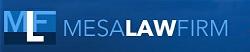 Mesa Law Firm Logo