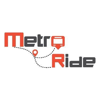 MetroRide Logo