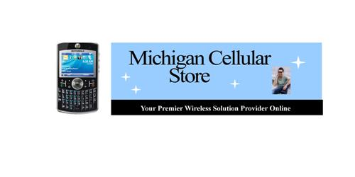 Michigan Cellular Store Logo