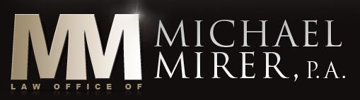 Law Office of Michael Mirer, P.A. Logo