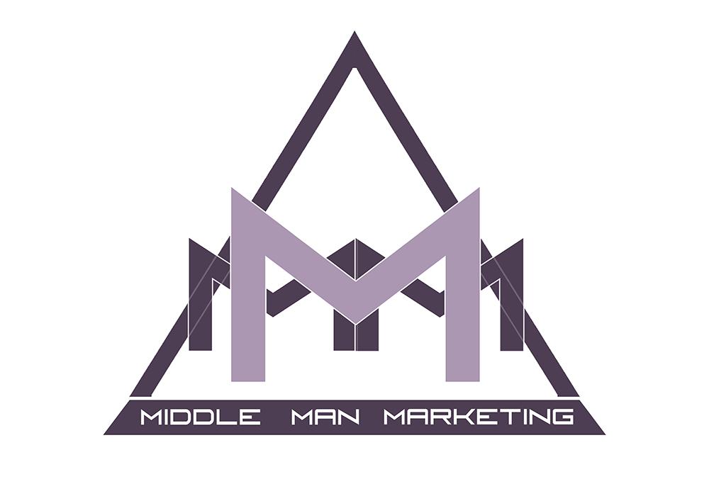 Middle Man Marketing llc. Logo