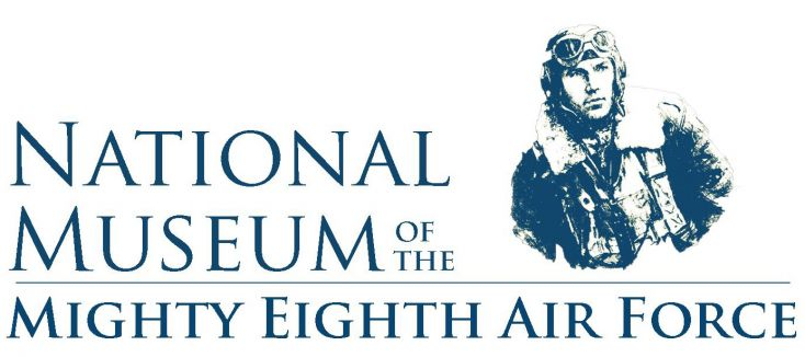 National Museum of the Mighty Eighth Air Force Logo