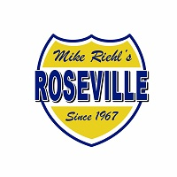Mike Riehl's Roseville Chrysler Dodge Jeep Ram Logo