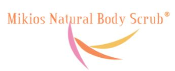 Mikios Natural Body Scrub LLC Logo