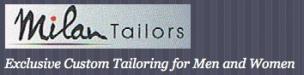 Milan Tailors Logo