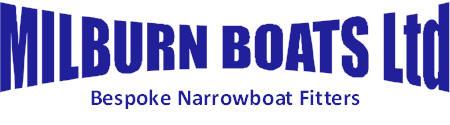 Milburn Boats Ltd. Logo