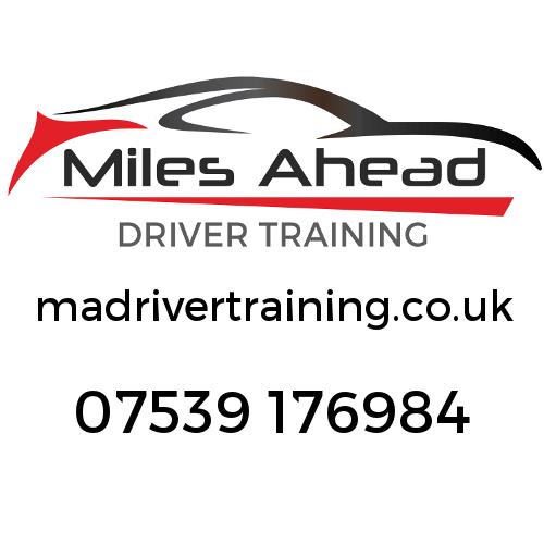 Miles Ahead Driver Training Logo