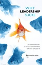 Why Leadership Sucks: Level 5 & Servant Leadership Logo
