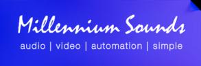 Millennium Sounds Logo