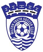 Milton Youth Soccer Club Home of Milton Magic Logo
