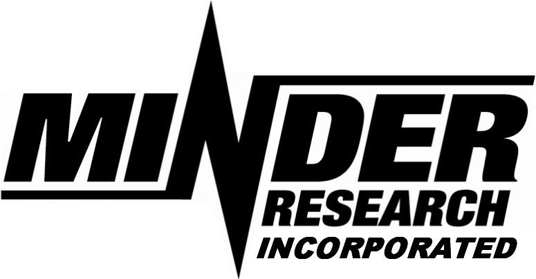 Minder Research, INC Logo