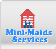 Mini-Maids Services Logo