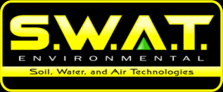 SWAT Environmental Radon Mitigation Logo