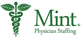 Mint Physician Staffing Logo