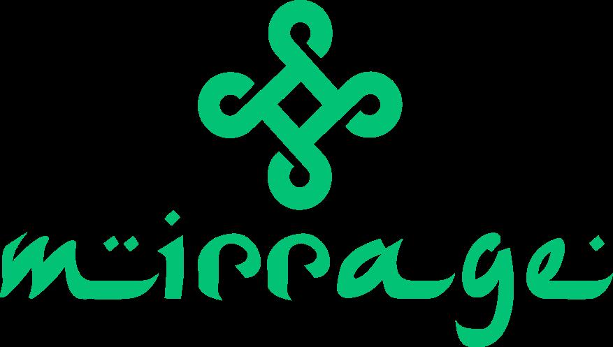 Mirrage Logo