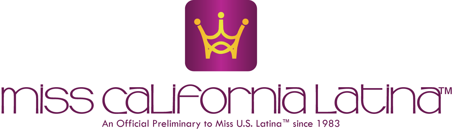 Miss California Latina Logo